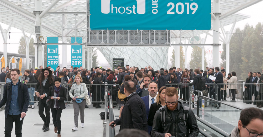 Host Milano 2019 Smart Label