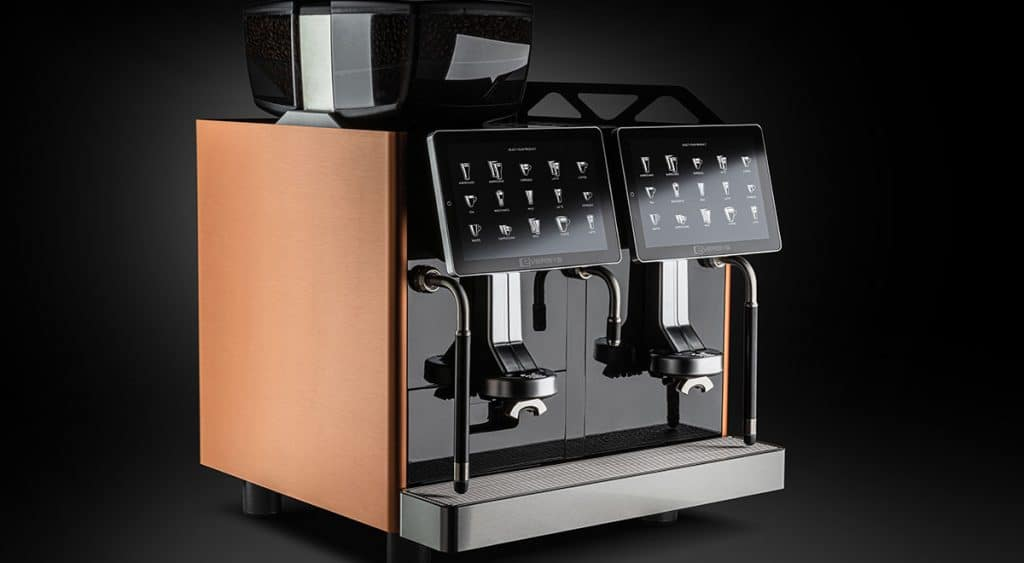 Eversys Enigma: The next generation of super traditionals - Global Coffee  Report