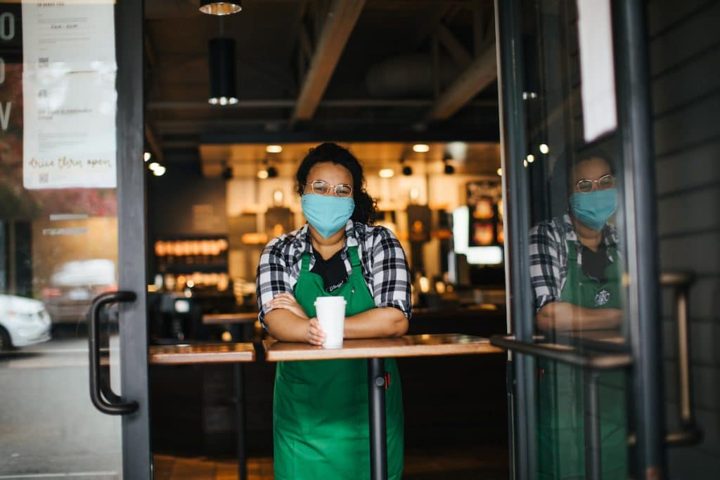 Starbucks racial social equity