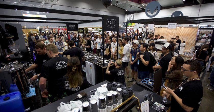 2021 Melbourne International Coffee Expo