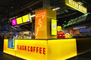 Flash Coffee