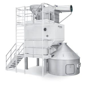 automation coffee processing